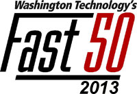 FedSys is proud to have made Washington Tech's Fast Fifty for the second year in a row, confirming our commitment to providing best value and exemplary service to our government customer